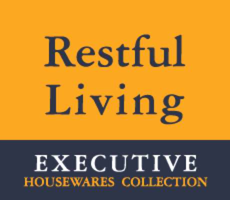 Restful Living Executive Housewares Collection