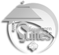Black and White SMC Suites Logo
